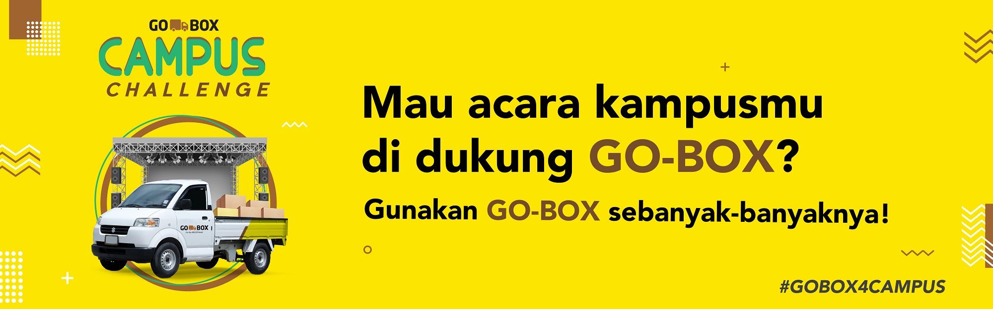GoBox Campus Challenge