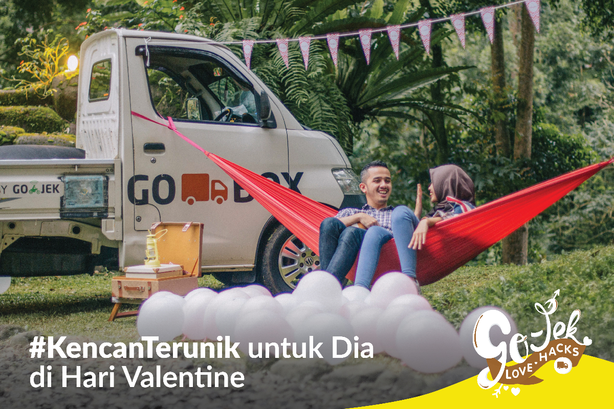Berikan #KencanTerunik Ini Untuk Pasangan di Hari Valentine