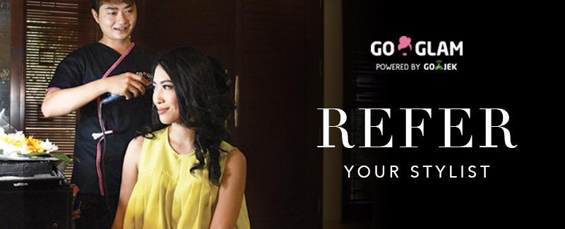 Refer Your Stylist to Us!