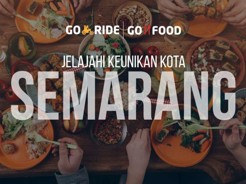 10 Rekomendasi 'Wajib' Wisata Kuliner di Semarang