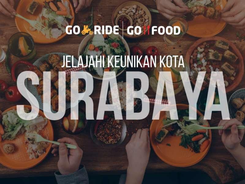 Simak 10 Ulasan Tempat Wisata dan Kuliner Selama di Surabaya
