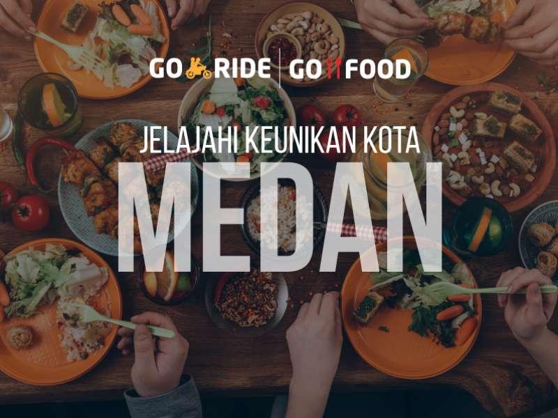 10 Tujuan Wisata Kuliner di Medan Ini Dijamin Akan Bikin Kenyang!