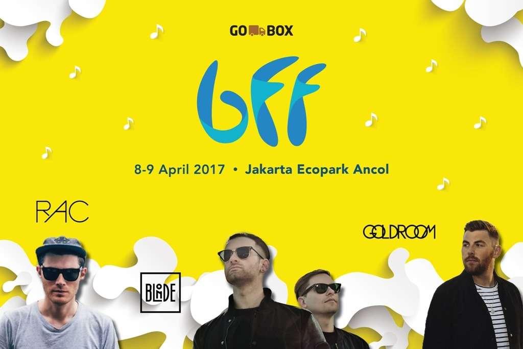 BliBli Fun Festival: Sebuah Festival Karya Anak Bangsa