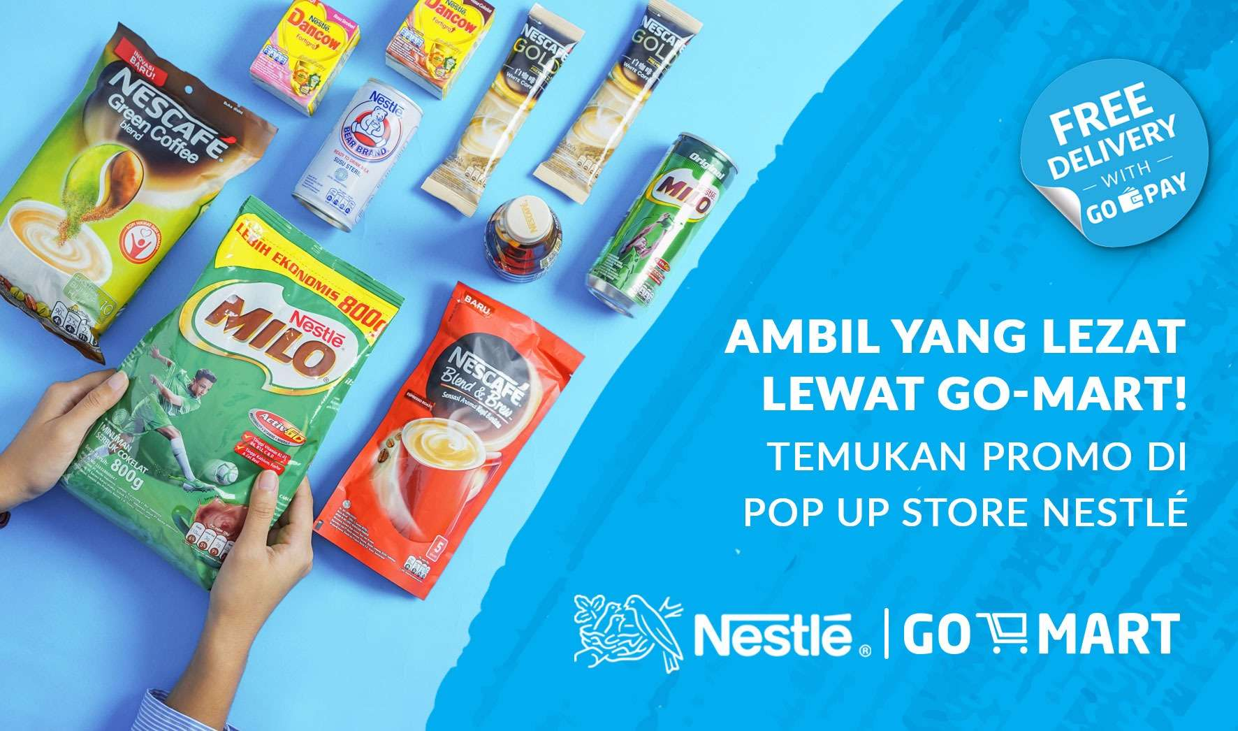 Cegah Suntuk dengan Minuman dari Nestle!