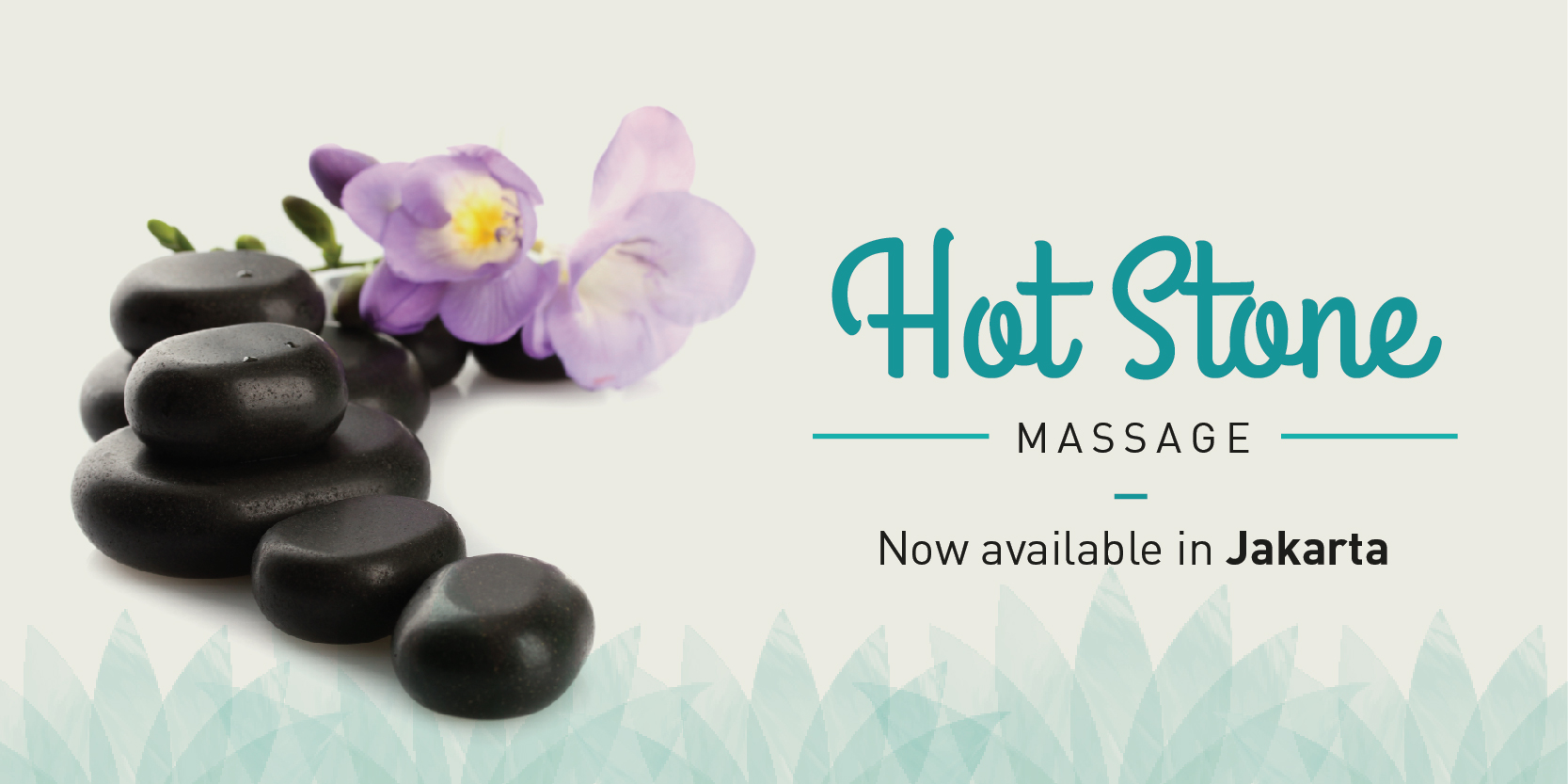 GO-MASSAGE Hadirkan Layanan Hot Stone Massage