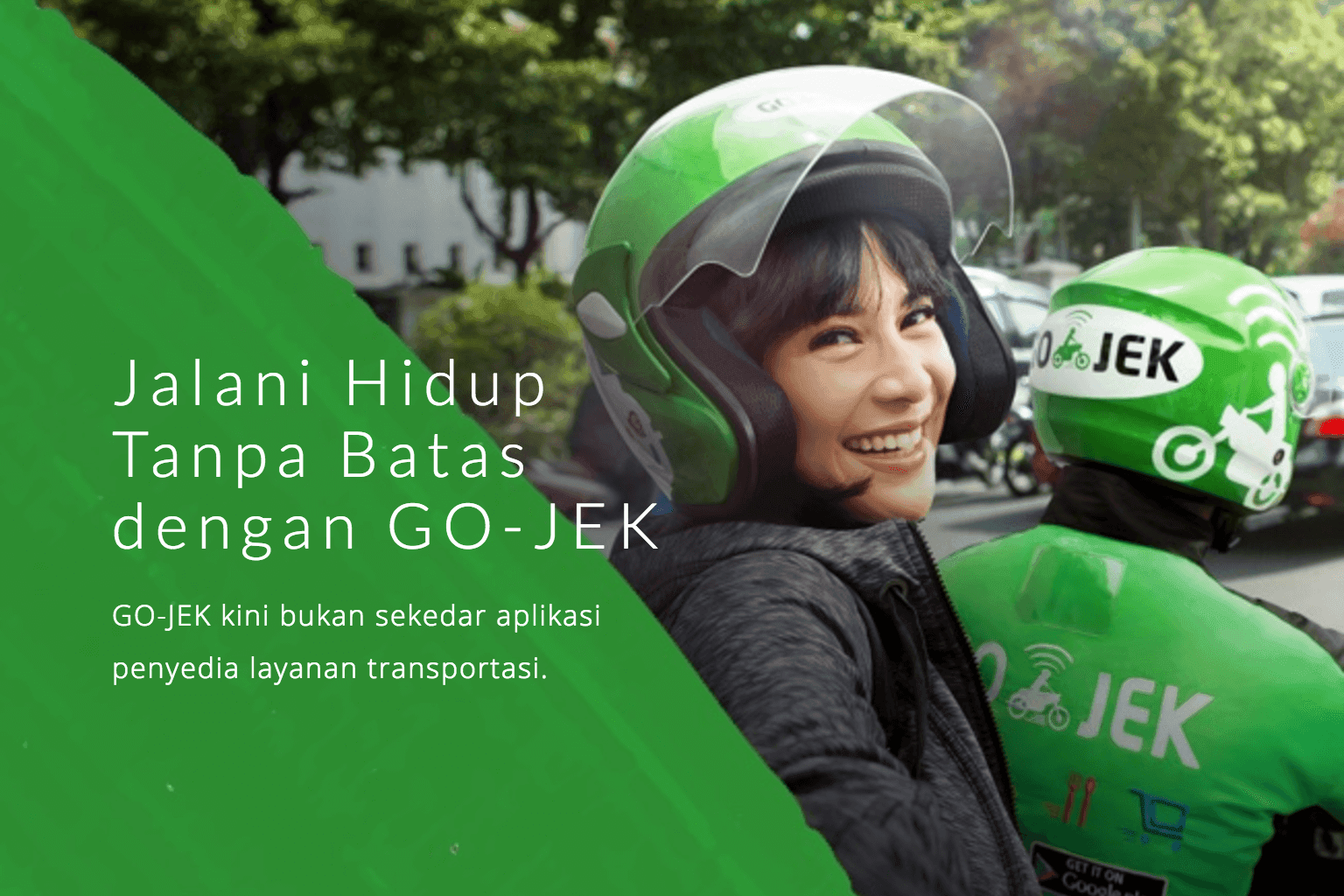 Terms And Condition Gojek
